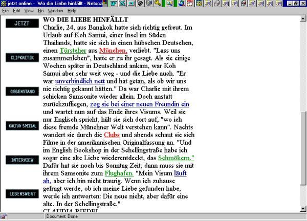 sample intranet websites
